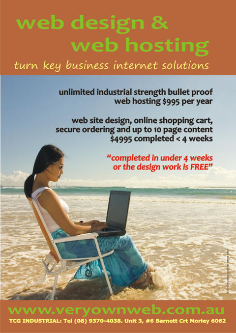 Internet Business Starter Solution.